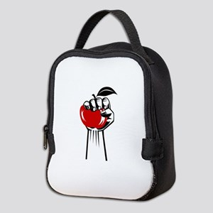 Revolution Apple Neoprene Lunch Bag